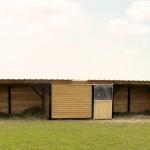 Abri de Prairie avec Box