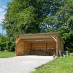 Garage - Abri Bois