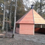 Pavillon de chasse